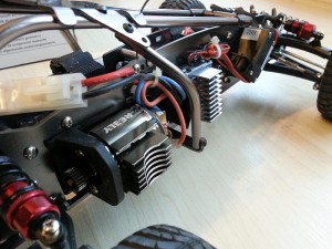 Slim Dart mit 17T-Motor