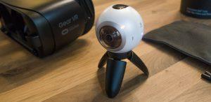 Rundum-Blick mit der Gear 360 Kamera