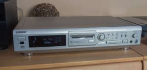 Vintage-Hifi: SONY Minidisc-Recorder