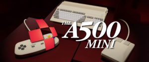 Der Mini-AMIGA kommt: TheA500mini