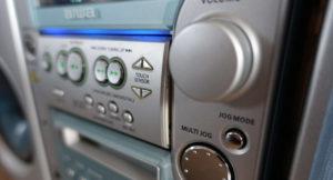 Kompaktanlage mit Minidisc: Aiwa XR-MD 511 – Restauration