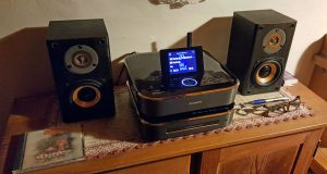 Philips Streamium MCi900 Reparatur