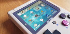Retro-Handheld BittBoy