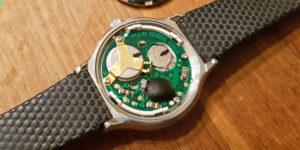 Armbanduhr Batteriewechsel Baby-G & Big Tic