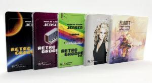 Neue MiniDiscs von Anders Enger Jensen