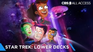 StarTrek: Lower Decks – TNG-Comedy-Serie ab August