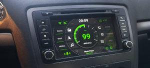 Android-Radio nachrüsten im Skoda Octavia II