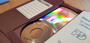 Antike Medien: CPC-3″-Disk, Panasonic PD
