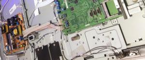 Philips 42PFL7403D Reparatur: Kondensatoren im Netzteil austauschen