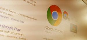 Schneller Internetseiten-Backup-Zugriff per Chrome-Plugin