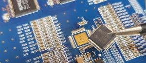 Samsung LE37A330J1 Reparatur: HS19-Chip auf TCON-Board austauschen
