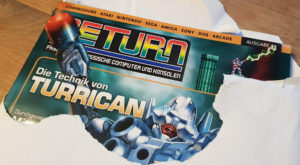 Turrican in Retrogamer UK #214 und Return-Magazin #43