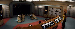Die U.S.S. Enterprise 1701-D interaktiv erleben mit Stage9