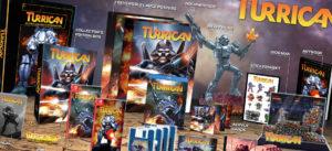 Offizielle Turrican-Portierung für PS4 & Switch angekündigt